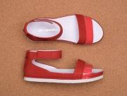 Strap sandal Las Espadrillas 07-0275-003 4