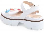 Strap sandal Las Espadrillas 10070-13 1