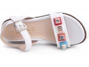 Strap sandal Las Espadrillas 10070-13 2