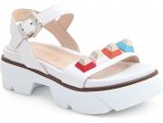 Strap sandal Las Espadrillas 10070-13 0