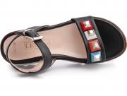 Strap sandal Las Espadrillas 10070-27 3